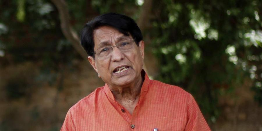 former Union Minister, Chaudhary Ajit Singh