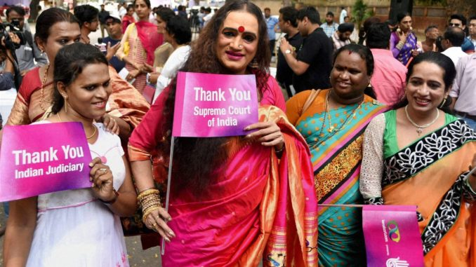 Housing Provisions to Transgender Persons