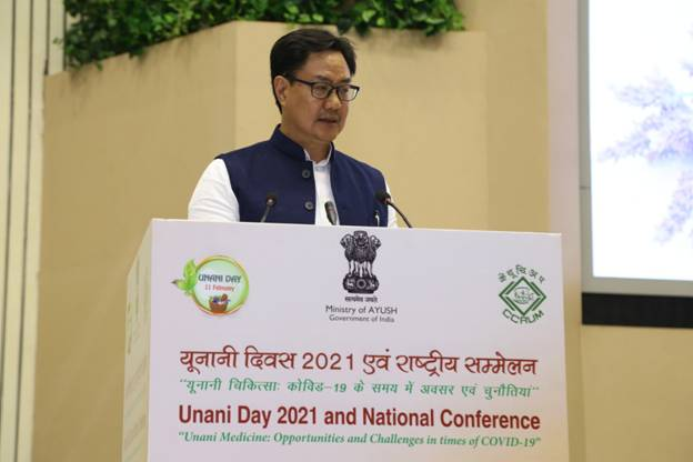 Unani Day 2021 and National Conference on Unani Medicine