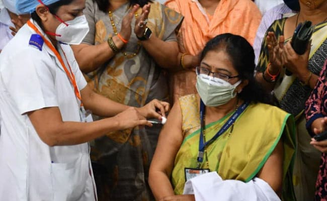 number of COVID19 vaccine doses administered in the country has crossed 7.9 Cr mark today.